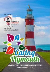 Caring Plymouth 5th Edition front cover