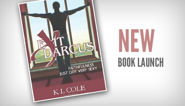 Kerry Cole's new book – EXIT DARCUS