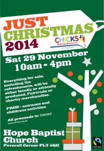 Just Christmas Poster colour 2014 - Copy