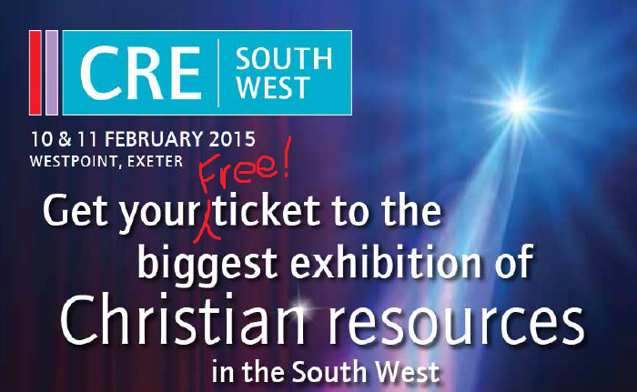 Christian Resources Exhibition Exeter