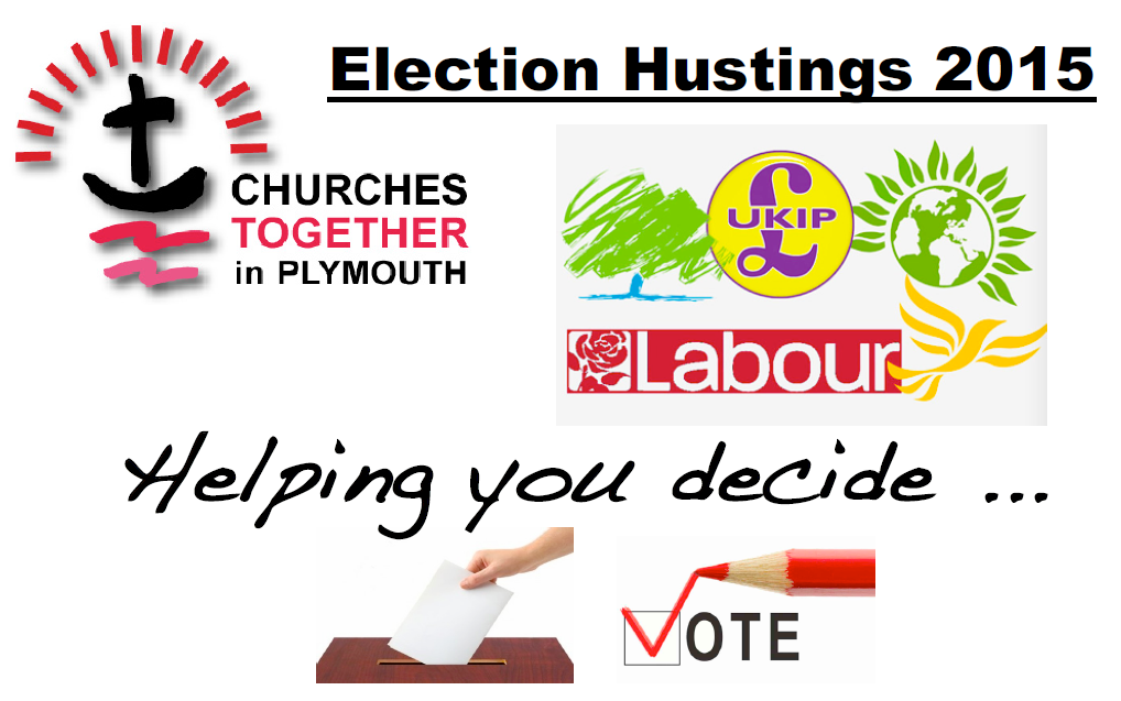 Election Hustings 2015