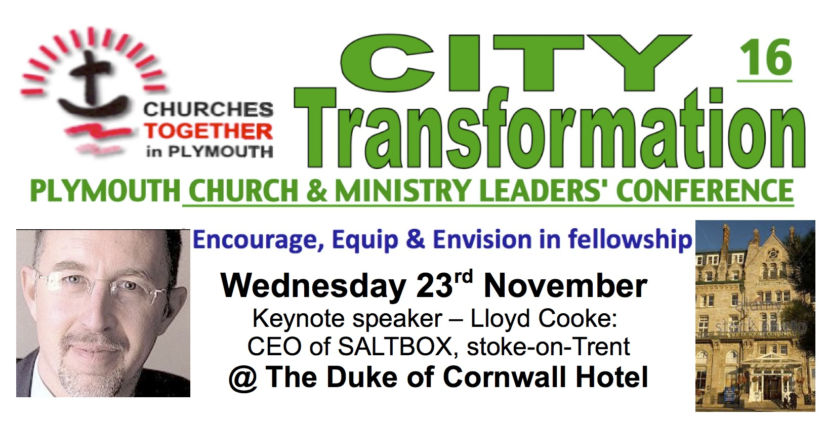 City Transformation Conference 2016