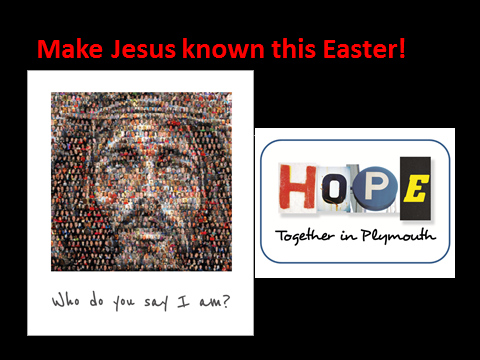 Make Jesus known this Easter!