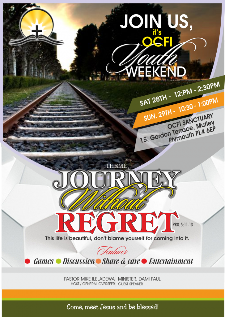 YOUTH WEEKEND
