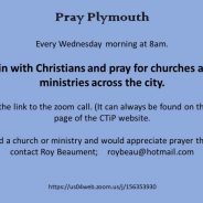 Pray Plymouth