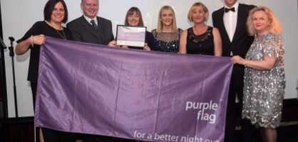 Purple flag awards and more for Plymouth